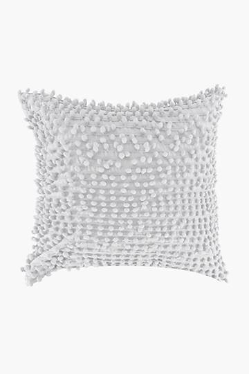 Pom Pom 60x60cm Scatter Cushion