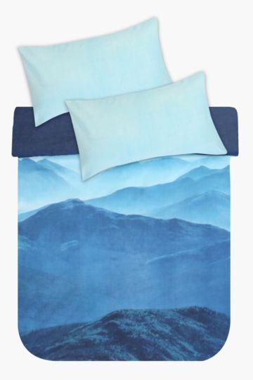 Photographic Landscape Print Duvet Cover Set