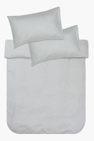 Soft Touch Embellished Duvet Cover Set
