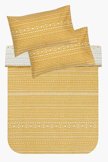 Microfibre Bed In Bag Navajo Duvet Cover Set