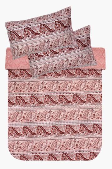 Block Print Duvet Cover Set