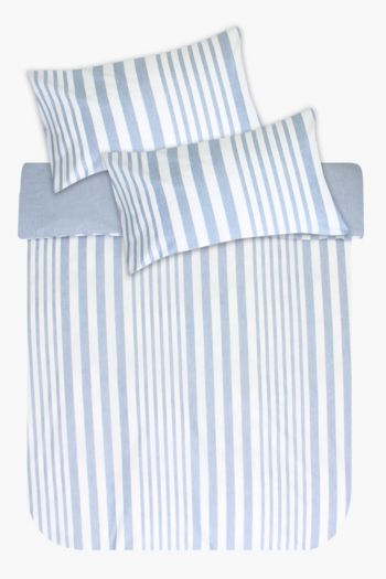 Chambray Duvet Cover Set