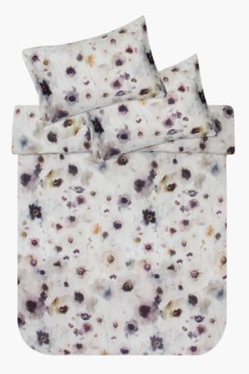 Floral Cotton Duvet Cover Set