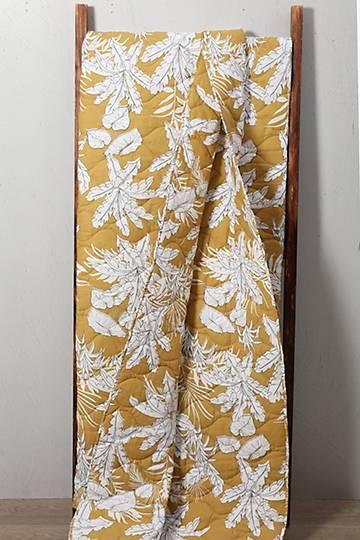 Polycotton Floral Quilt