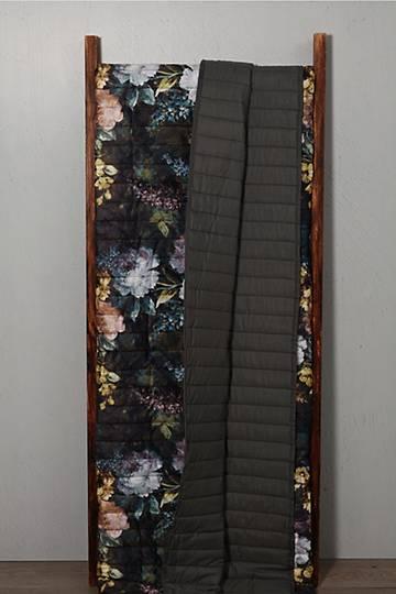 Rachel Rose Velvet Quilt, 230x230cm