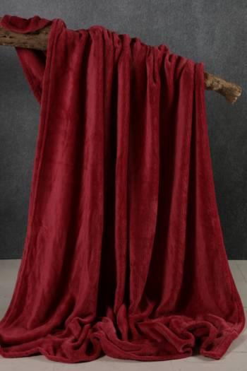 Plush 125x150cm Blanket