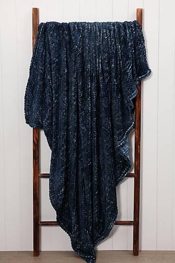 Bobble Flannel Blanket, 150x180cm