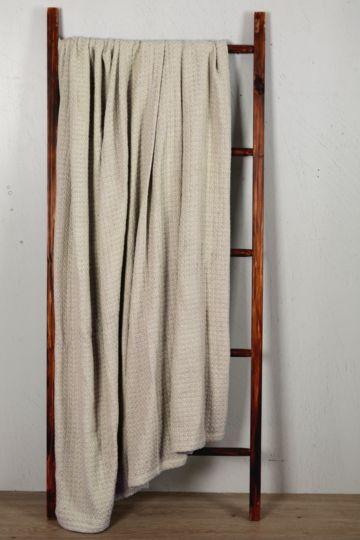 100% Cotton 180x220cm Throw