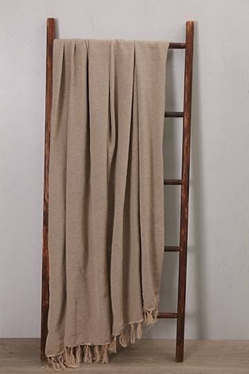 Polycotton Throw 140x180cm