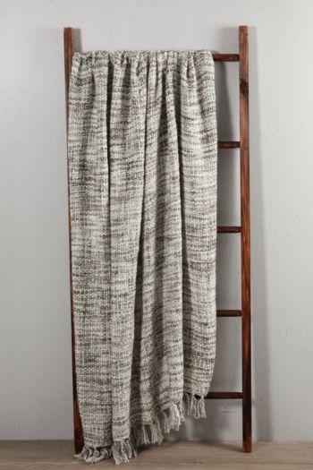 Woven 140x180cm Throw