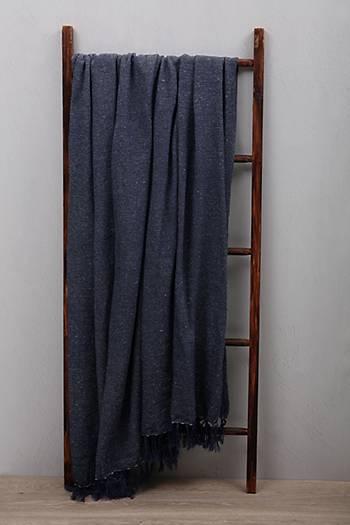Polycotton Mingle Throw 200x220cm