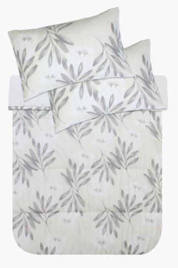 Microfibre Overberg Protea Comforter Set