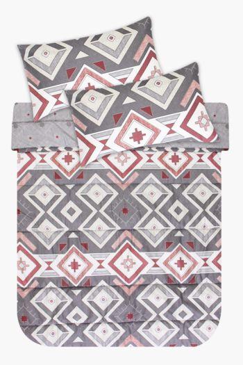 Printed Comforter Bale Set