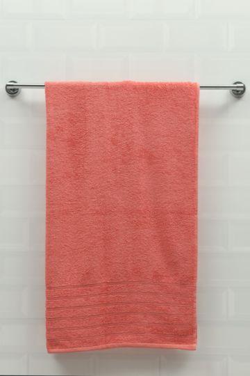 Large Border Detail Bath Sheet