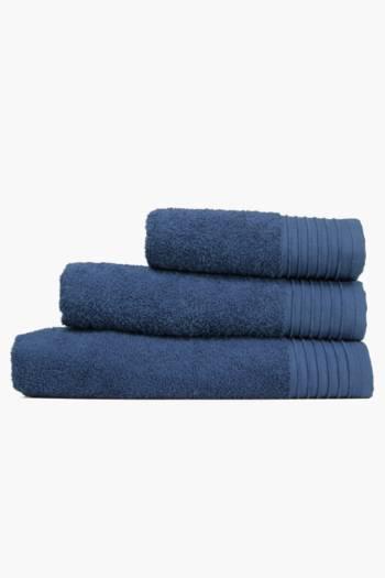 Chenille Border Towel