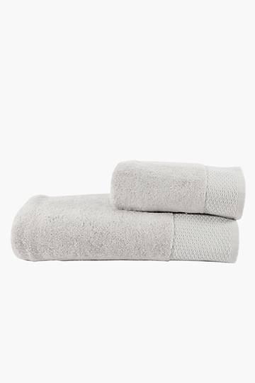 Bamboo Border Towel