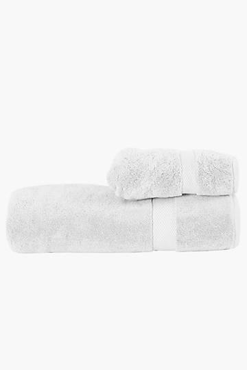 Hospitality Cotton Border Towel