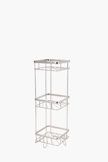 Metal Bathroom Stand