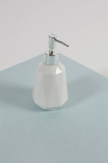 Facet Ceramic Dispenser