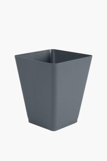 Contemporary Plastic Bin