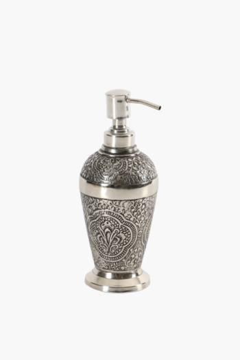 Henna Metal Soap Dispenser