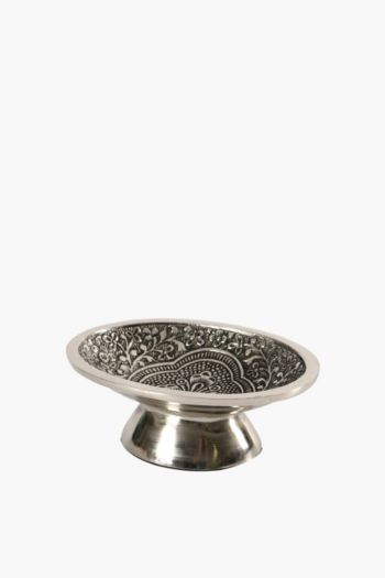 Henna Metal Soap Dish