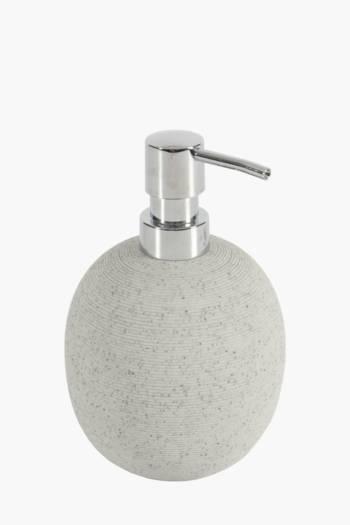 Resin Ridge Soap Dispenser