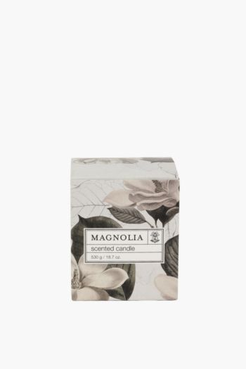 Magnolia Scented Candle