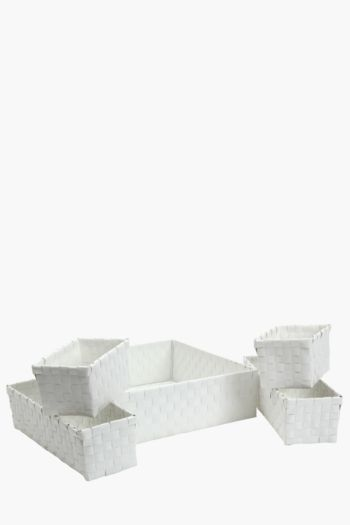 5 Piece Polypropylene Utility Set