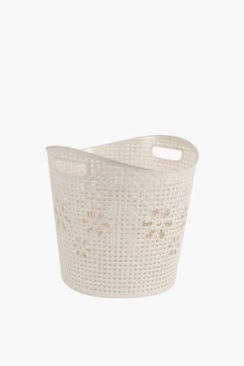 Daisey Plastic Utility Basket
