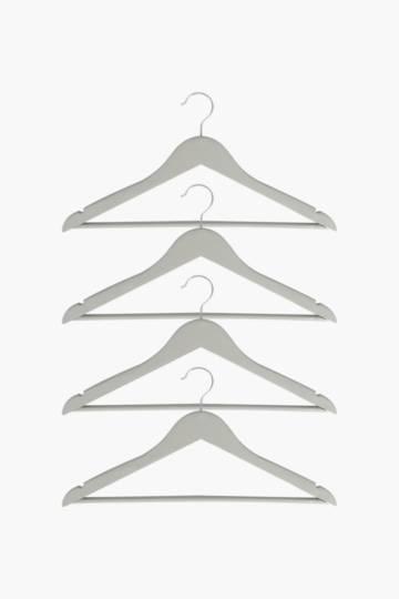 Wooden Hangers 4 Pack