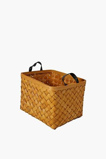 Wooden Flat Weave Utility, Medium