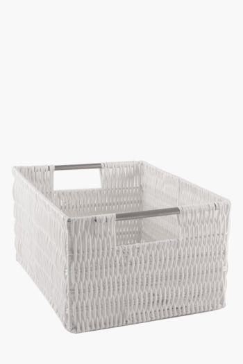 Polypropylene Utility Basket Large