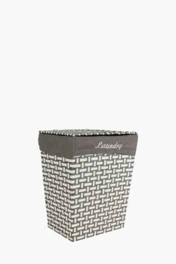 Paper Weave Laundry Basket Medium