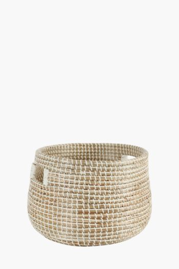 Natural Woven Utility, Large
