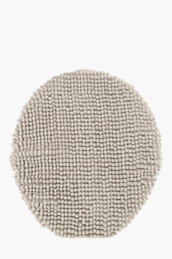 Micro Chenille Bobble Lid Cover