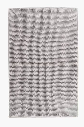 Micro Chenille Bobble Bath Mat Large