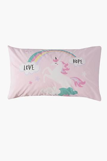 Unicorn Love Pillowcase