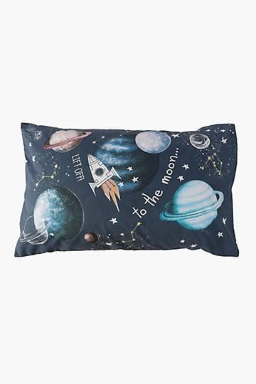 Galactic Journey Pillowcase