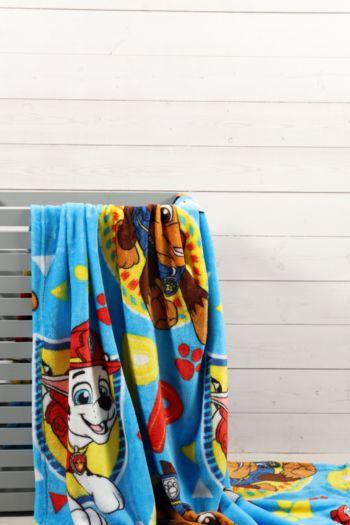 Pawsome Paw Patrol Blanket, 115x145cm