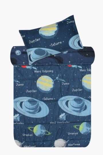 Nocturnal Space Comforter