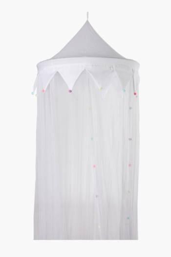 Pom Pom Mosquito Net