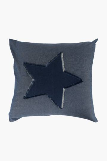Star Scatter Cushion, 60x60cm