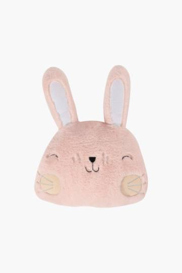 Bunny Shaped Scatter Cushion