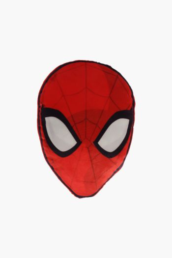Spiderman Shaped Cushion