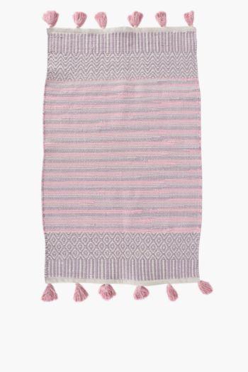 Tassel Ombre Rug, 70x110cm