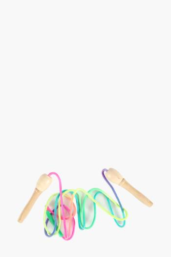 Rainbow Skipping Rope