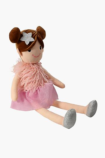 Mellisa Doll Soft Toy, Large