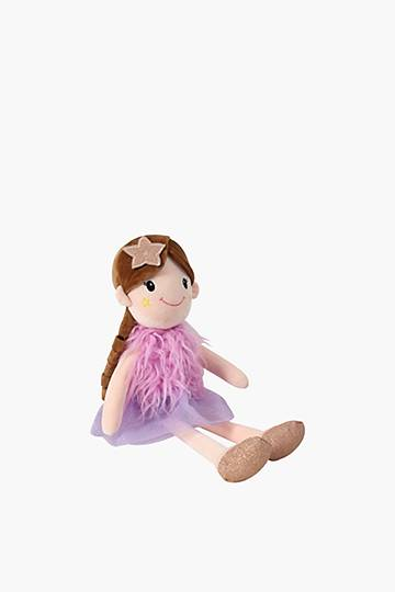 Ava Doll Soft Toy, Small