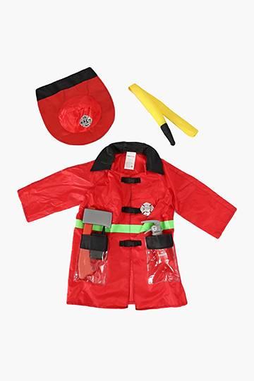 Dress Up Fireman Set